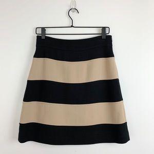 Kate Spade | Clemonce Stipe Wool Skirt 4